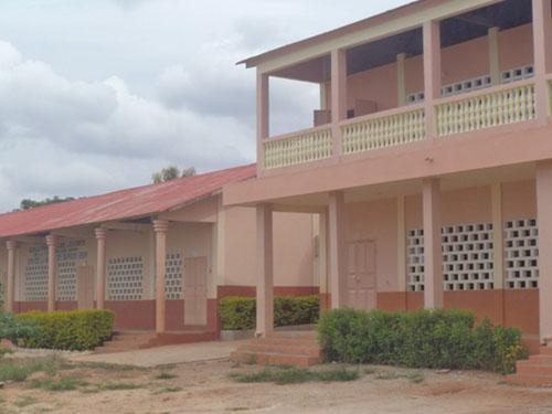 Ampliación de la Escuela