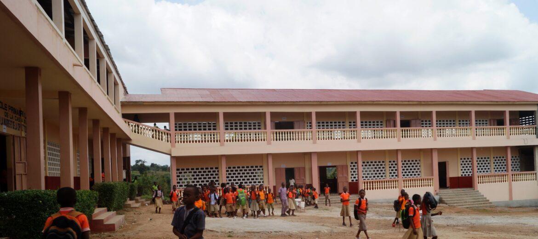 Escuela de secundaria 2017