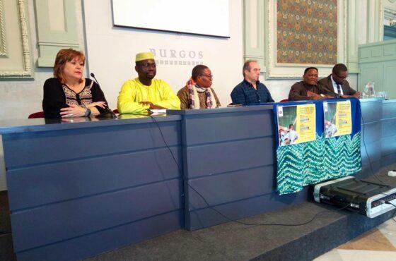 Visita de la delegación beninesa