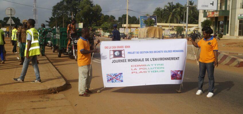 Día del medio ambiente.