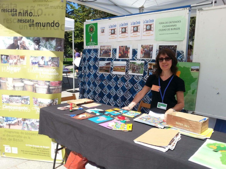 Participación en la IX Feria de Entidades Ciudadanas