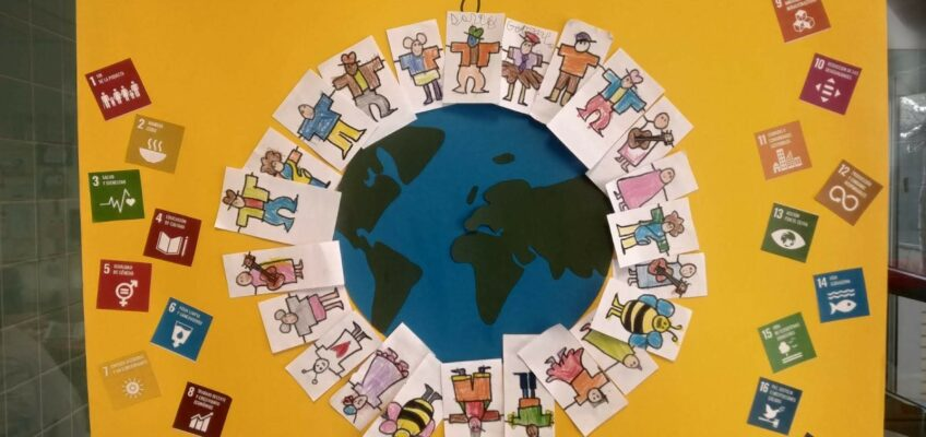 Semana de sensibilización sobre los «Objetivos de desarrollo sostenible».
