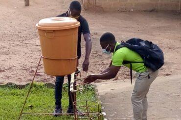 EL CONFINAMIENTO EN BENIN