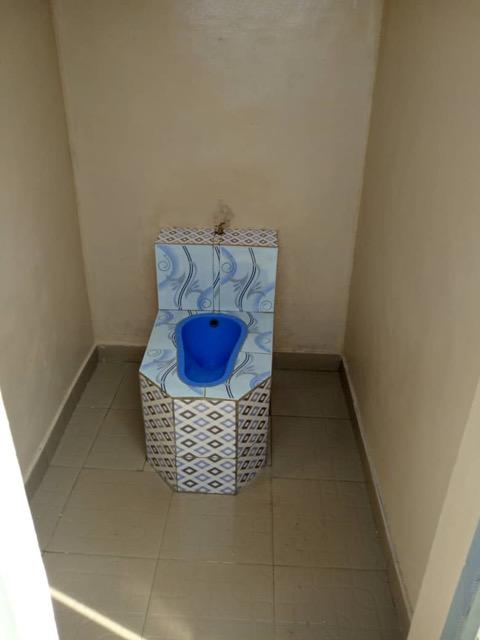 Mejorando el saneamiento.